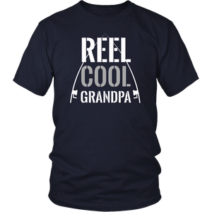 Reel Cool Grandpa T-Shirt