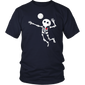 Volleyball Skeleton halloween Shirt