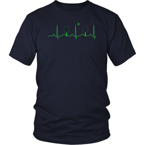 Pickleball Heartbeat T-Shirt