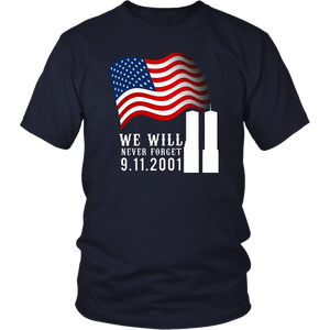 9-11 Patriot Day T-Shirt