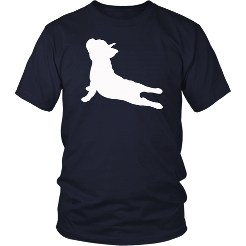 French Bulldog Yoga Shirt