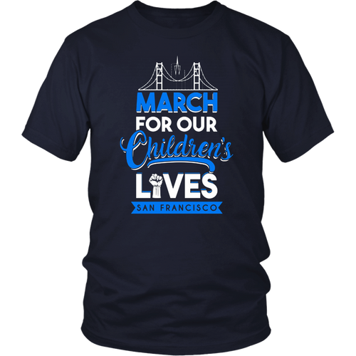 March for our Children's Lives TShirt