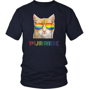 Pride Colorful LGBT Purride Shirt