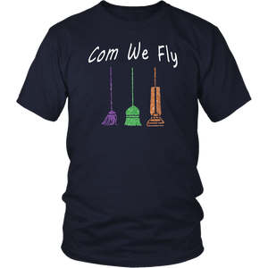 Come we fly Hocus Pocus Withcher Halloween shirt