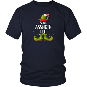 I'm The Asshole Elf Christmas T-Shirt