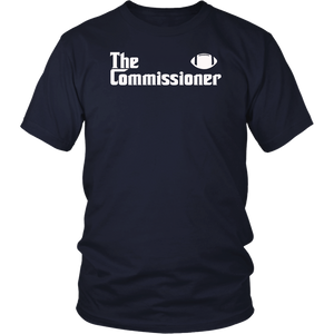 Respect The Commish T-Shirt