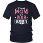 Proud Mom Of A Class Of 2018 Graduate TShirt