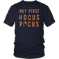 But First Hocus Pocus Cat Shirt
