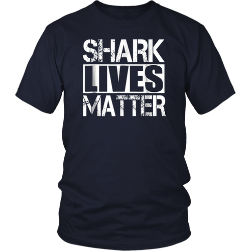 Shark Lives Matters T-Shirt