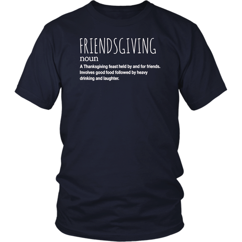 Happy Friendsgiving TShirt