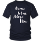 O Come Let Us Adore Him Shirt Christmas Bible Verse Tee