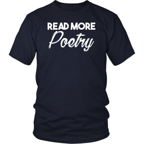 Read More Poetry Shirt