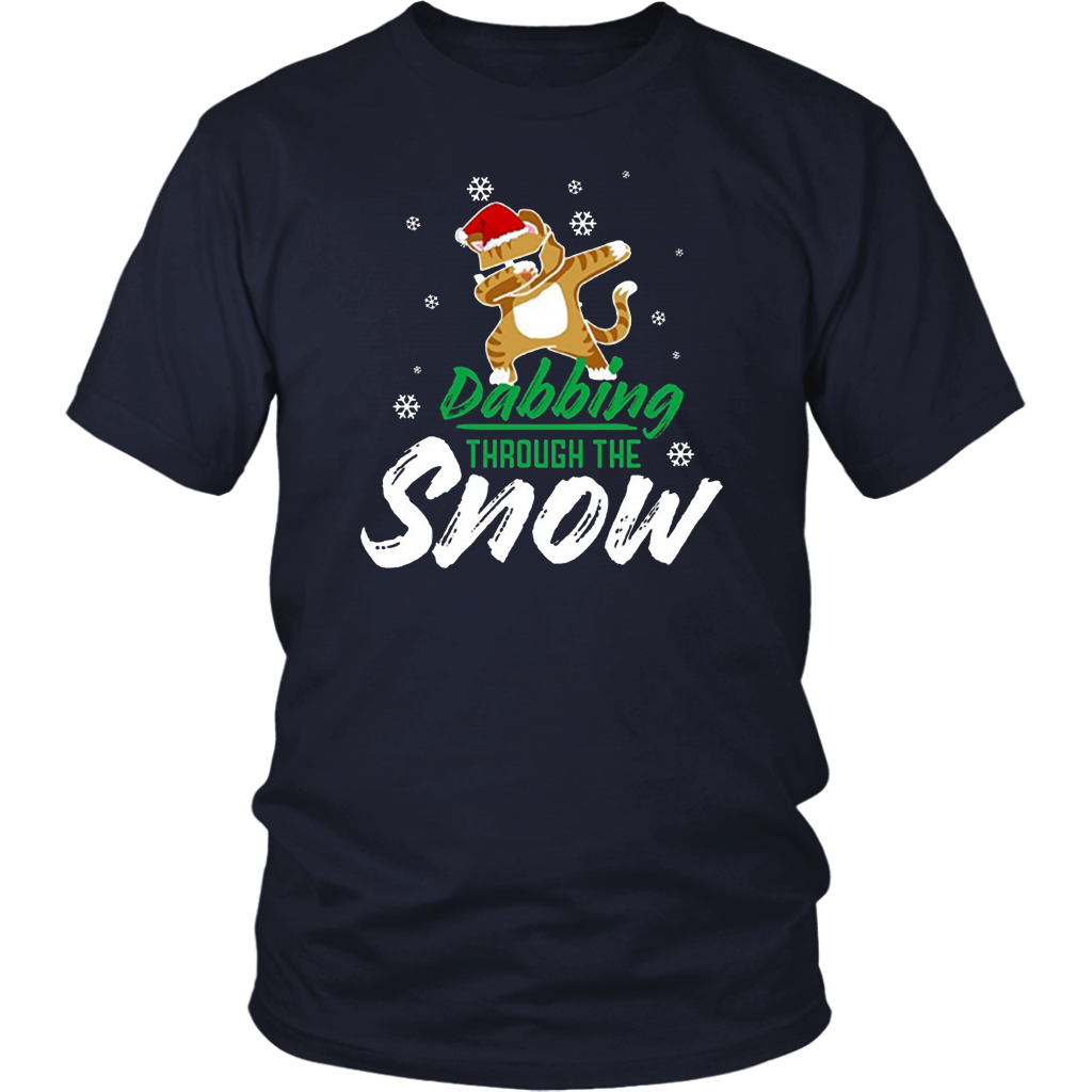 Dabbing Through The Snow TShirt