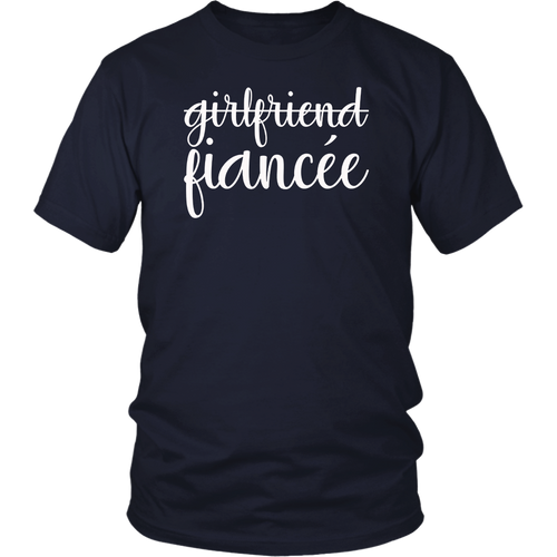 Girlfriend Fiancee T-Shirt