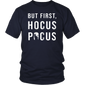 But First Hocus Pocus Cat TShirt