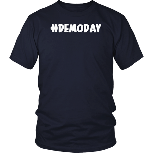 Demo Day - Hashtag Demoday House Fixer Flipper Shirt