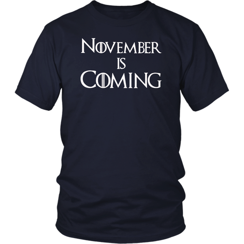 November is coming T-Shirt