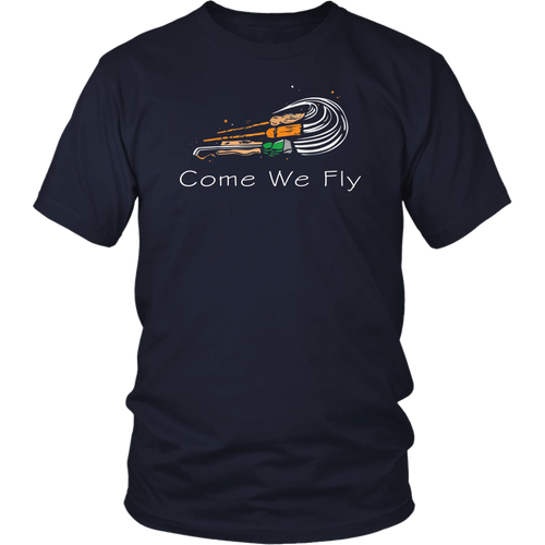 Come We Fly Halloween Shirt