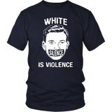 White silence is violence T-Shirt