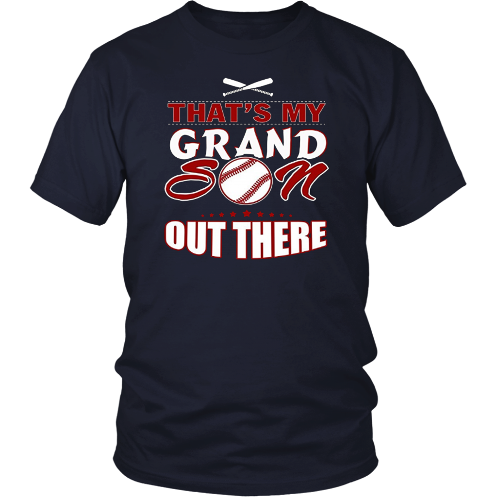 That's My Grandson Shirt Funny Shirt