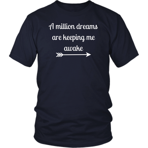 A Million Dreams TShirt