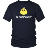 Retired Chick Retirement 2019 Party Funny T Shirt