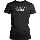 Airplane Mode T Shirt Funny Sarcastic Novelty Gifts