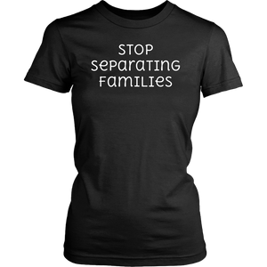 Stop Separating Families T-Shirt