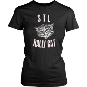 STL Rally Cat T-Shirt