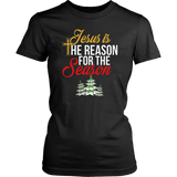 Jesus Is The Reason For The Season T-Shirt