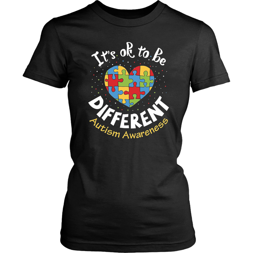 Autism It'S Ok To Be Different