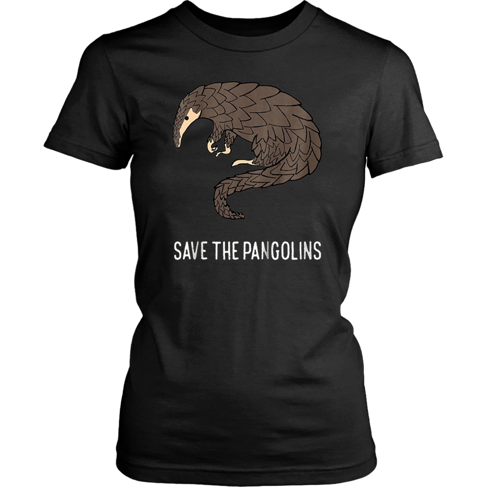 Save the Pangolin Shirt