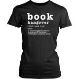 Book Hangover Shirt - TShirt for Book Lovers