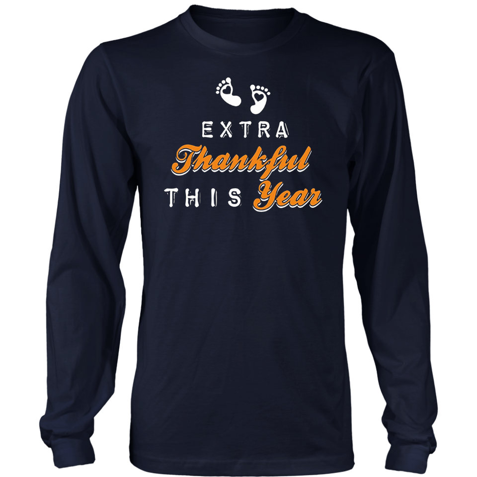 Extra Thankful This Year T Shirt - Thanksgiving TShirt
