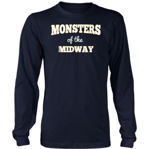 Monsters Midway T-shirt