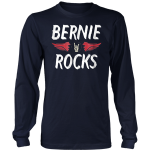 Bernie Rocks T-shirt