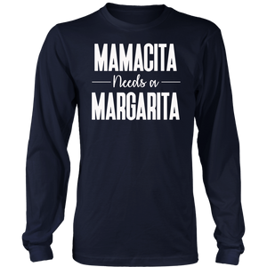 CUTE: Women Mamacita Needs A Margarita Shirt Outfit Gift