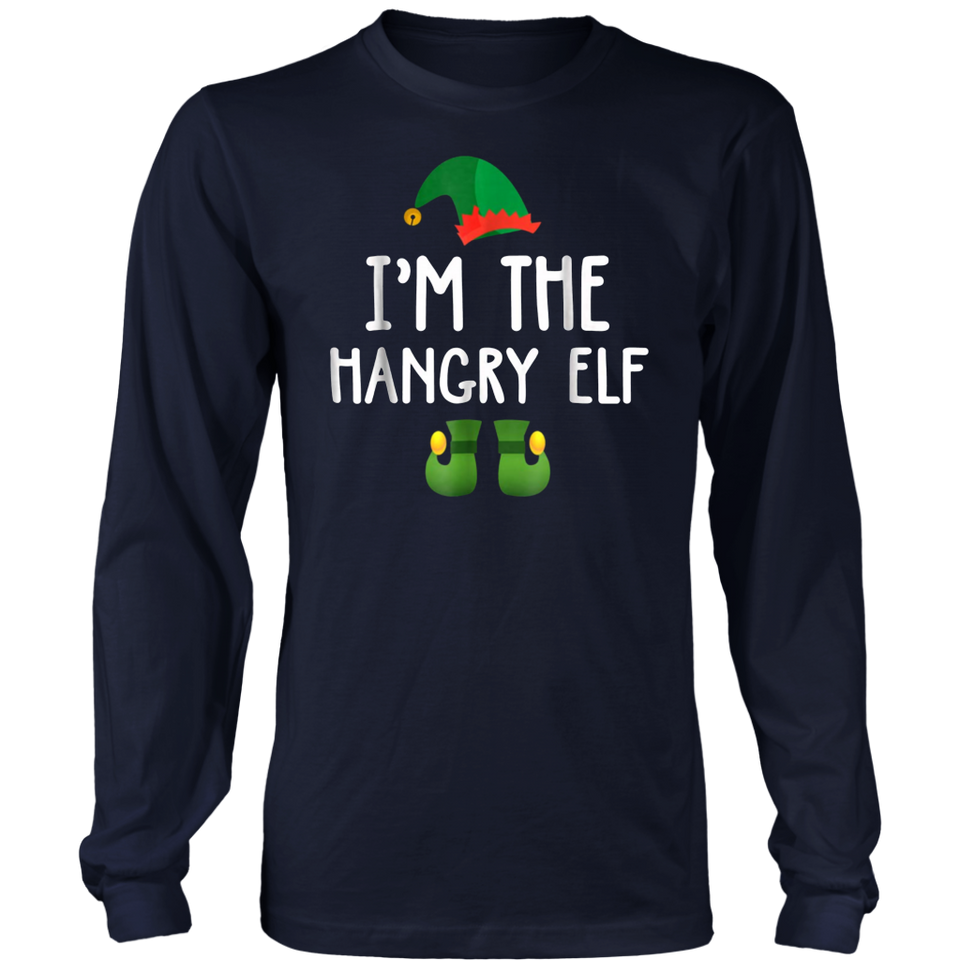 I'm The Hangry Elf T-Shirt