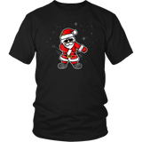 Floss Like A Boss Santa Flossing T Shirt