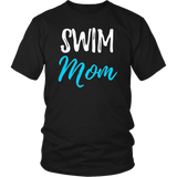 Swim Mom T Shirt