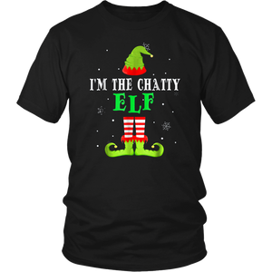I'm The Chatty Elf Shirt