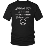 Birthplace Earth Race Human Shirt