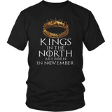 Kings Are Born In November TShirt