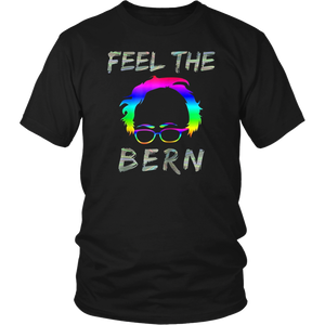 Feel the Bern T-shirt - Bernie Sanders
