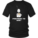 Prepare to Dye - Funny Easter Holiday Cute Tee shirt Gift