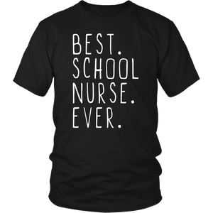 Best School Nurse Ever Shirt