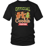 Official Cookie Tester Christmas T-Shirt