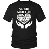 I'm A School Counselor What's Your Superpower T-Shirt