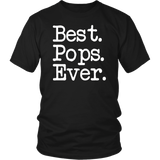 Best Pops Ever T-shirt