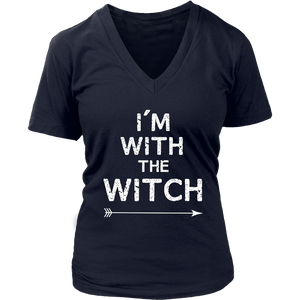 I'm With The Witch Shirt